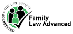 Midlands Dove have been accredited the Family Law Advanced Badge